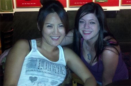 Ladies Night at our local bar in Marietta